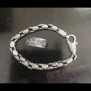 Other - Konstantino bracelet. Ring pictured not included.